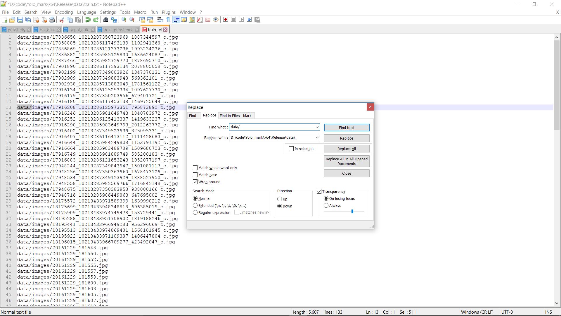 How to train YOLOv2 on custom dataset – jumabek